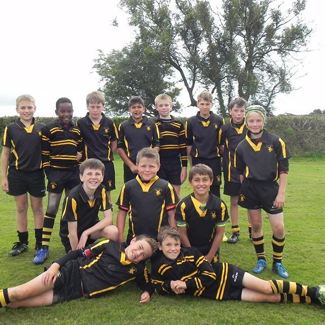 Well Done To The U11 Boys Who Have Been At The West Buckland Rugby Festival Today And Played Some Impressive Rugby To Win Four Of Boys Who Queen S College Boys