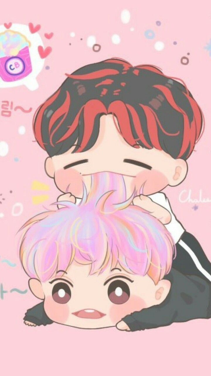 Chanbaek fanart ❤