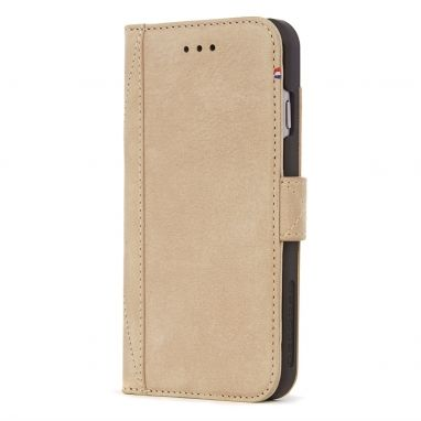 Decoded Wallet Case iPhone 7/iPhone 6(s) sahara  SHOP ONLINE: http://www.purelifestyle.be/shop/view/technology/iphone-beschermhoezen/decoded-wallet-case-iphone-7-iphone-6s-sahara
