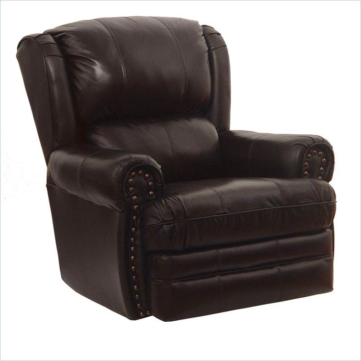 Buckingham Oversized Rocker Recliner in Chocolate & 16 best Chairs leather recliner images on Pinterest | Leather ... islam-shia.org