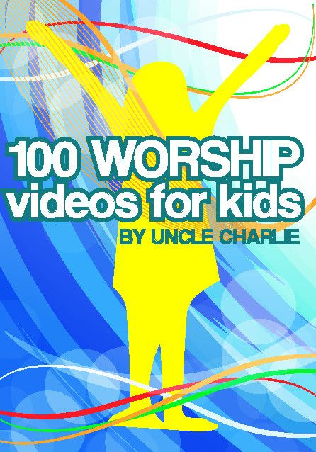 Get all 100 Children's Ministry Worship Videos in one sweeeeeet bundle. Click here: www.childrens-ministry-deals.com/products/uncle-charlie-worship-bundle-deal