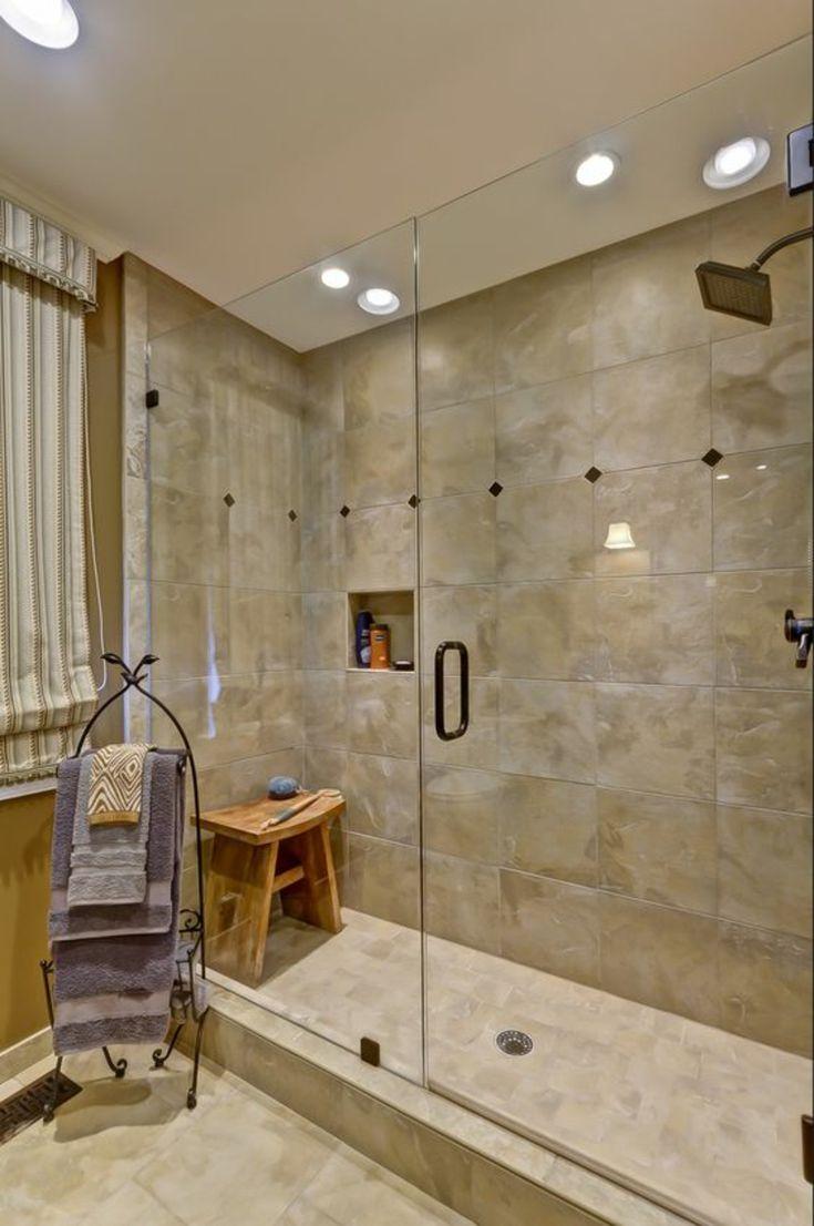 Simple Travertin Fliesen sind ein wunderbarer Weg das Badezimmer zu individualisieren Dadurch wird auch Ihr ganzes Haus einen komplett neuen Charakter gewinnen
