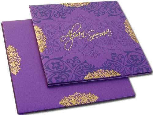 Indian Wedding Cards Invitation
