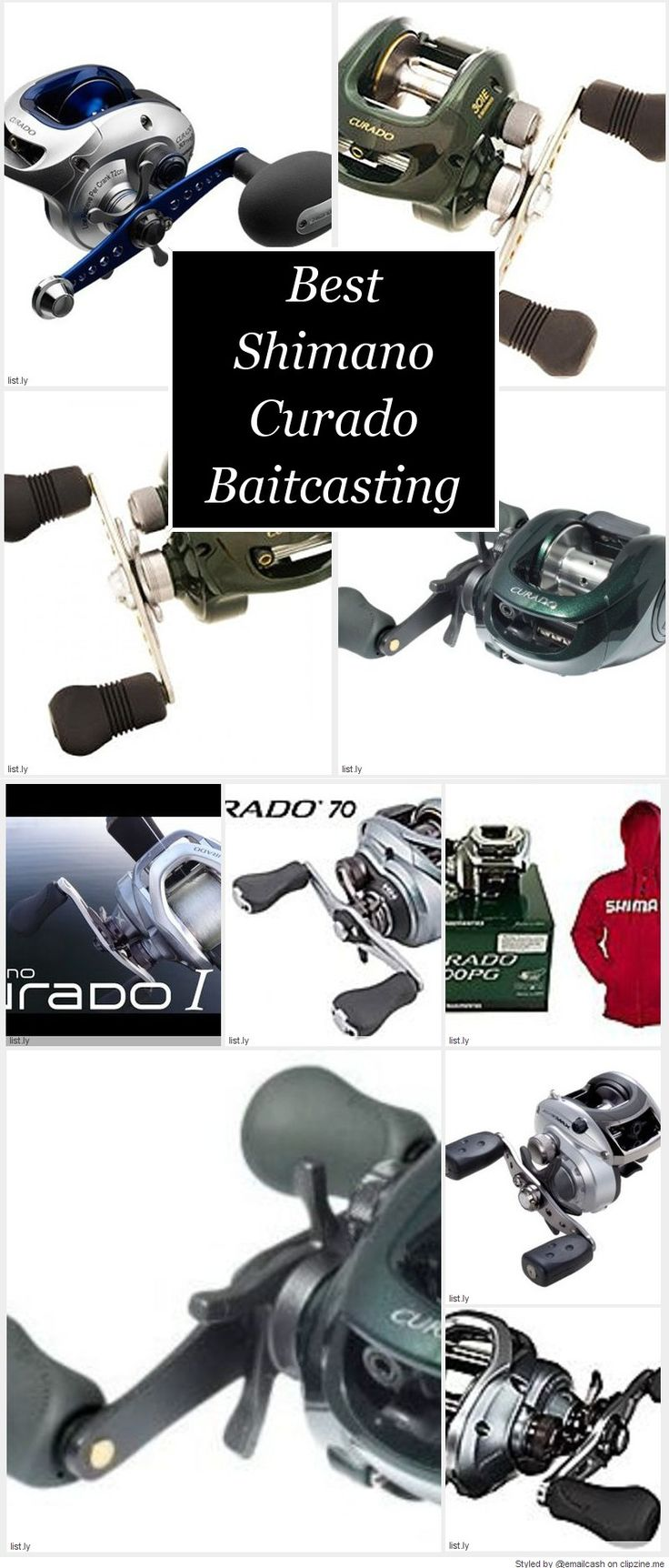 Are you looking for the best Shimano Curado baitcasting fishing reels? The Shimano Curado is tougher, stronger and more powerful than ever before and is the best baitcasting reel you will find. This Shimano baitcasting fishing reel is available in various sizes for those who love to fish, whether expert or amateur.