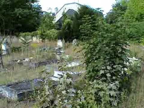 Repérage au vieux cimetière partie 1/3 - YouTube