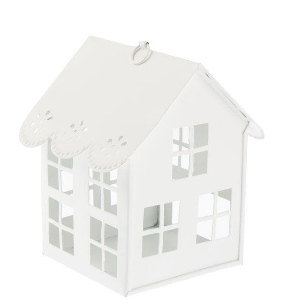 Metallilyhty talo