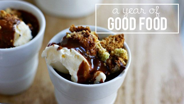 A Year of Good Food - Espresso chocolate ice creams - Kidspot