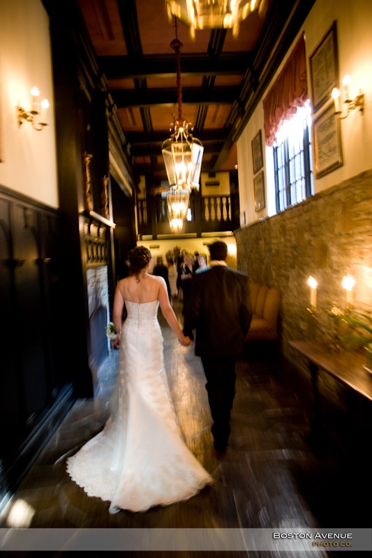 happily ever after! at the Old Mill Inn
