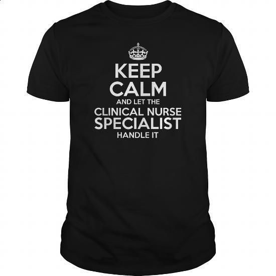 Awesome Tee For Clinical Nurse Specialist - #best sweatshirt #t shirt websites. PURCHASE NOW => https://www.sunfrog.com/LifeStyle/Awesome-Tee-For-Clinical-Nurse-Specialist-109238776-Black-Guys.html?60505