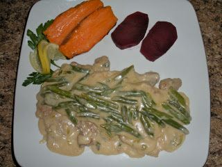 Shawna's Food and Recipe Blog: Cotes de Porc a la Russe