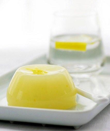 Gelo al limone: il dopocena siciliano