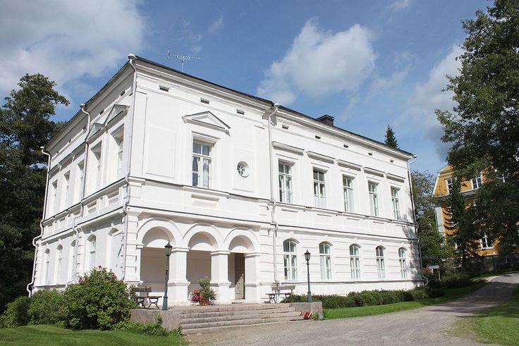 Mustion Linnan Hotelli Edefelt #Mustio #Raasepori #visitsouthcoastfinland #Finland