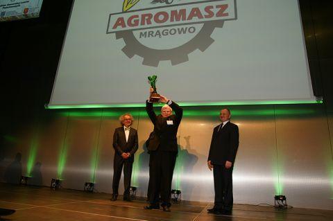 Gala z Pucharem Ministra  Uroczyste wręczenie nagród targów AGROTECH i LAS-EXPO 2015