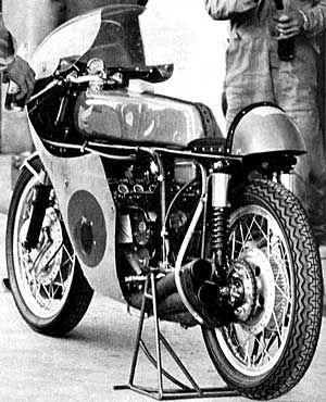 RC165, HONDA motorcycle, 1964