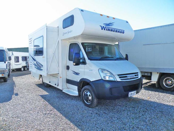 Leisure Seeker this one certainly is! Set up for free camping. Travelled only 89,732kms! Turbo Diesel 3lt, 4cyl Iveco, auto/manual, tow bar fitted, reversing camera. Legal seating for 4 people, 2 upfront, 2 in back, 4 seater dine area (can convert into large single) double bed above cab + double permanent bed at back. Dine area slides out for extra room while camping, gas cooktop and oven, microwave, large 3 way fridge, brand new reverse cycle air conditioning, new tv/dvd player, winegard…