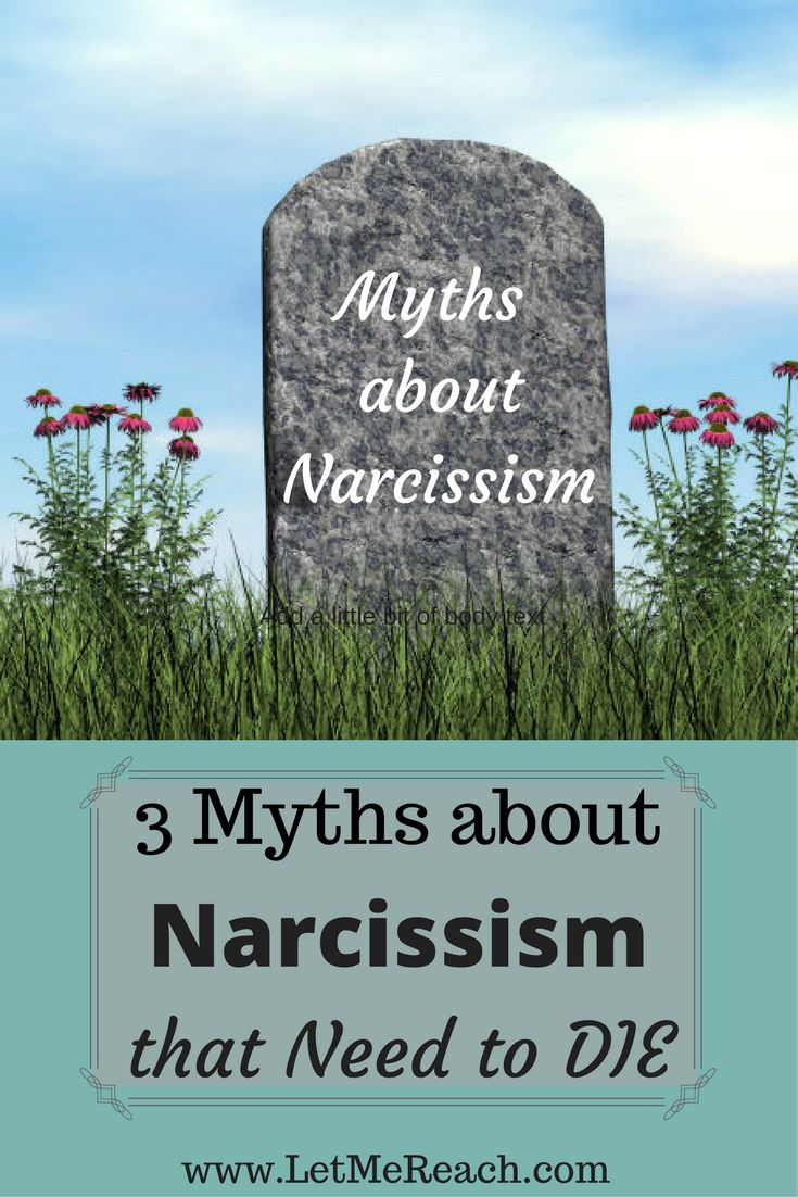 Are these three myths about narcissism keeping you stuck in obsession and pain? Learn which alternatives you can explore to rise above the abuse and heal.