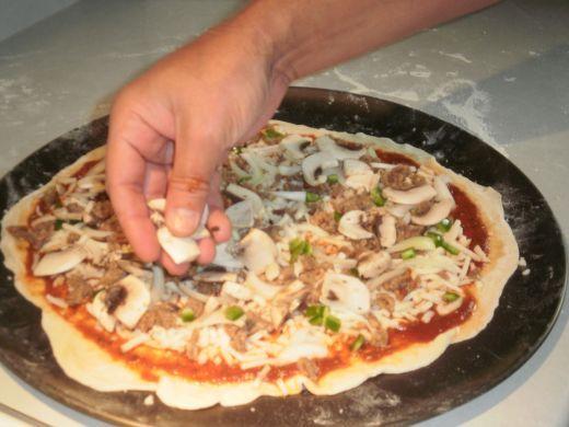Pizza dough recipe for Breadman bread machine