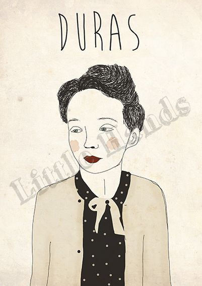 Duras  Digital Illustration  * Printed in recycled 300g paper   * Size A3 ( 42cm x 29.7cm ) - If you are looking for other size please get in touch!  * We are more than happy to create custom work, if you have a request please get in touch and we will do everything in our power to make your life/walls complete.