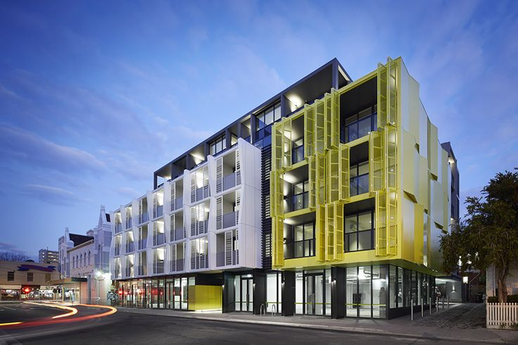 SJB   Projects - The Luxton