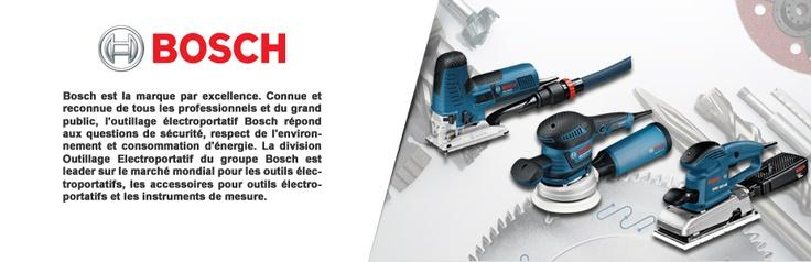 Tout #Bosch #outillage #Pro sur Debonix