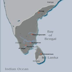 The Pandyan or Pandiyan or Pandian dynasty was an ancient Tamil dynasty, one of the three Tamil dynasties, the other two being the Chola and the Chera. The kings of the three dynasties were referred to as the Three Crowned Kings of Tamilakam