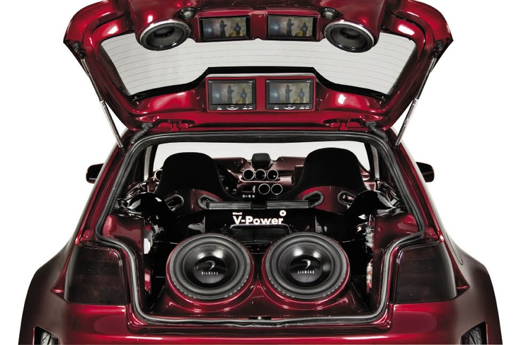 Custom car audio system Custom Car Audio Installs from