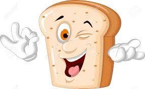 Resultado de imagen para pan de molde animado