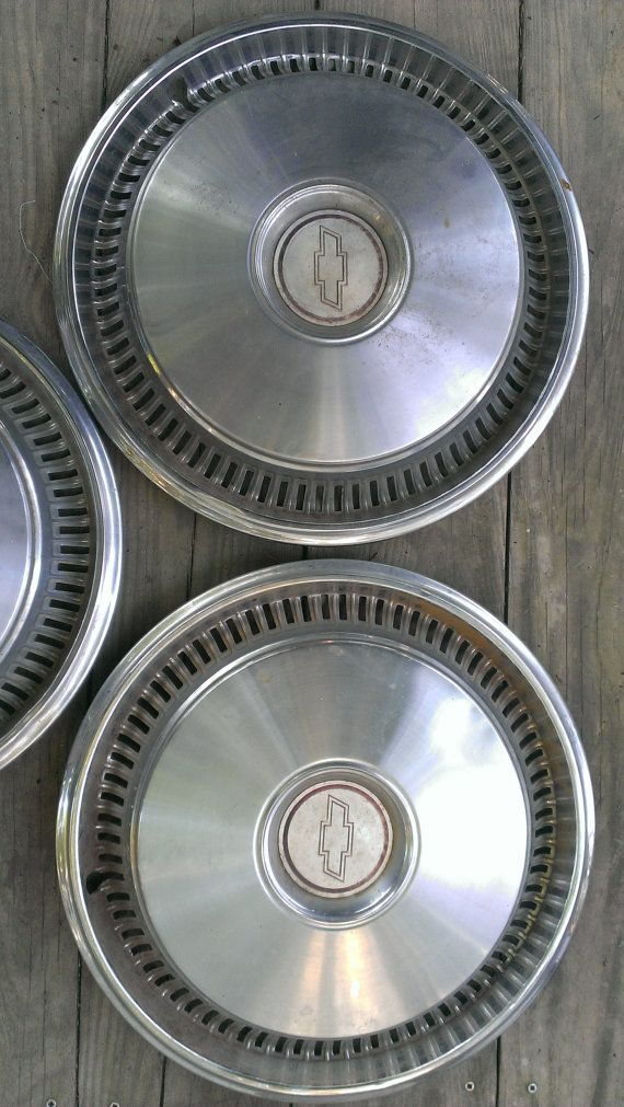 Chevy Hubcaps Etsy | Autos Post