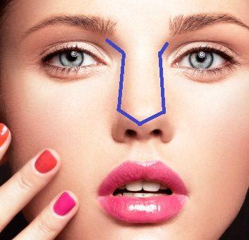 日本人顔が変わる♪色素薄い系ハーフ顔を作るメイクのコツ | Beautiful young model with bright make-up and manicure