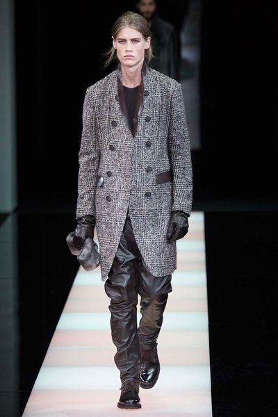 Giorgio Armani Fall 2015 Menswear Collection - Vogue