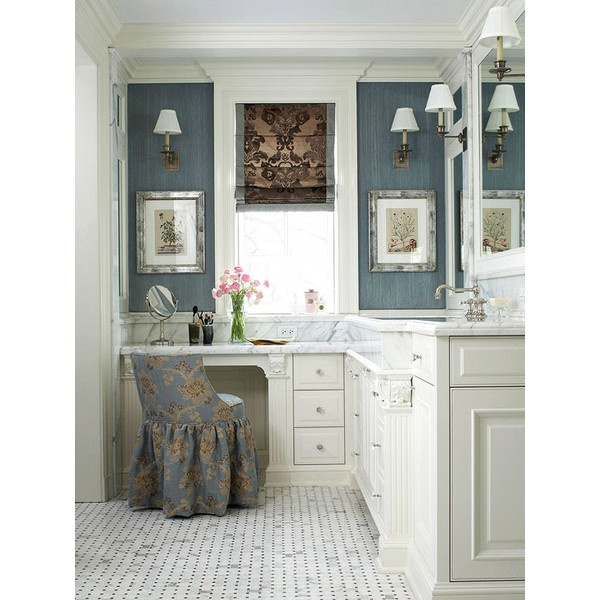 Bathroom Makeup Vanity Ideas ($5.99) Found On Polyvore