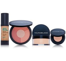Originally developed for use in medical settings, #Youngblood Mineral Cosmetics enhances the health & appearance of your skin for a ravishingly radiant complexion!