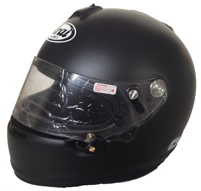 Arai GP-6S Black, Free bag, Free shipping, from HelmetLab.com