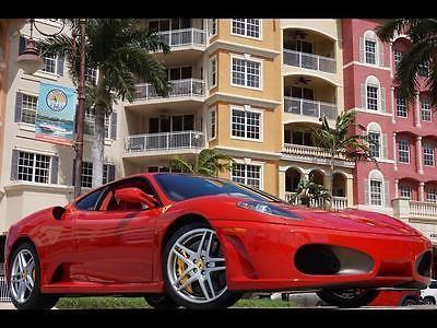 2008 Ferrari 430 Coupe Rosso Corsa Red new clutch 430 SPIDER Coupe 360 550 599 575 458 456 FF F12 F1