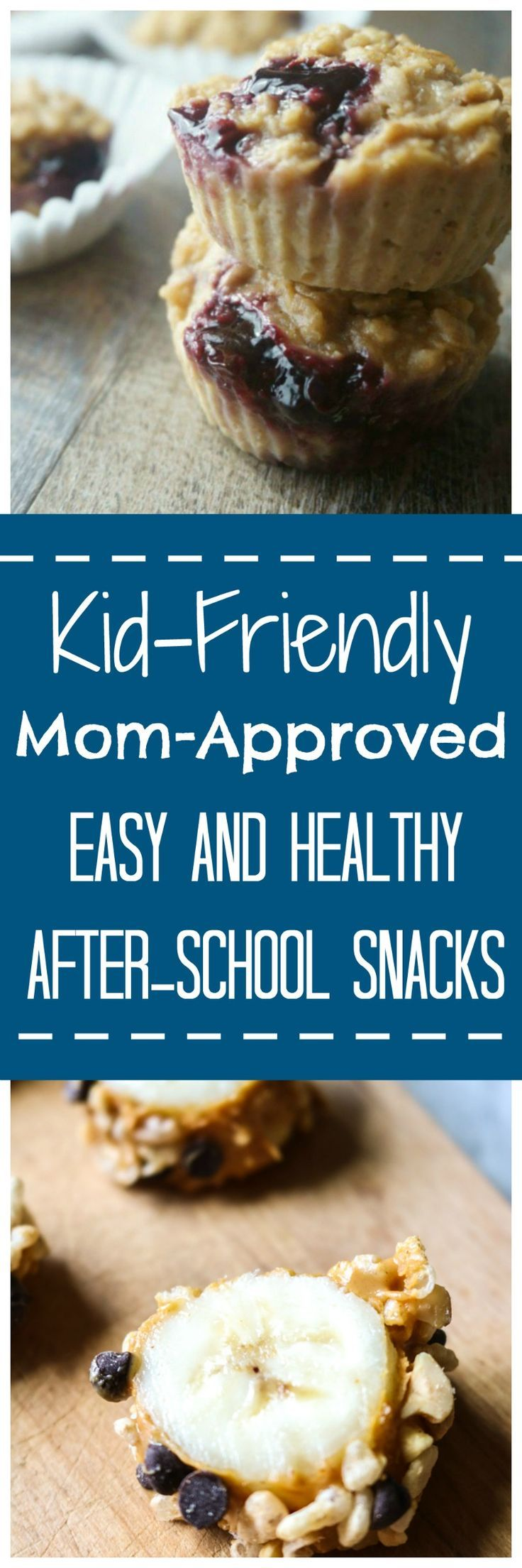 Easy and Healthy After School Snacks: Tried and true kid-approved snacks that has the seal of approval from parents for nutritional value and ease of recipe.Simple Snacks. Healthy Snacks. Kids Snacks. No Bake Snacks.
