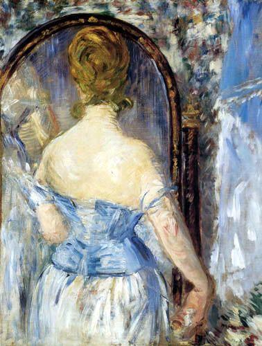 da cosa nasce cosa: Edouard Manet