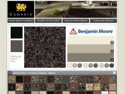 Cambria Benjamin Moore Paint Match Tool