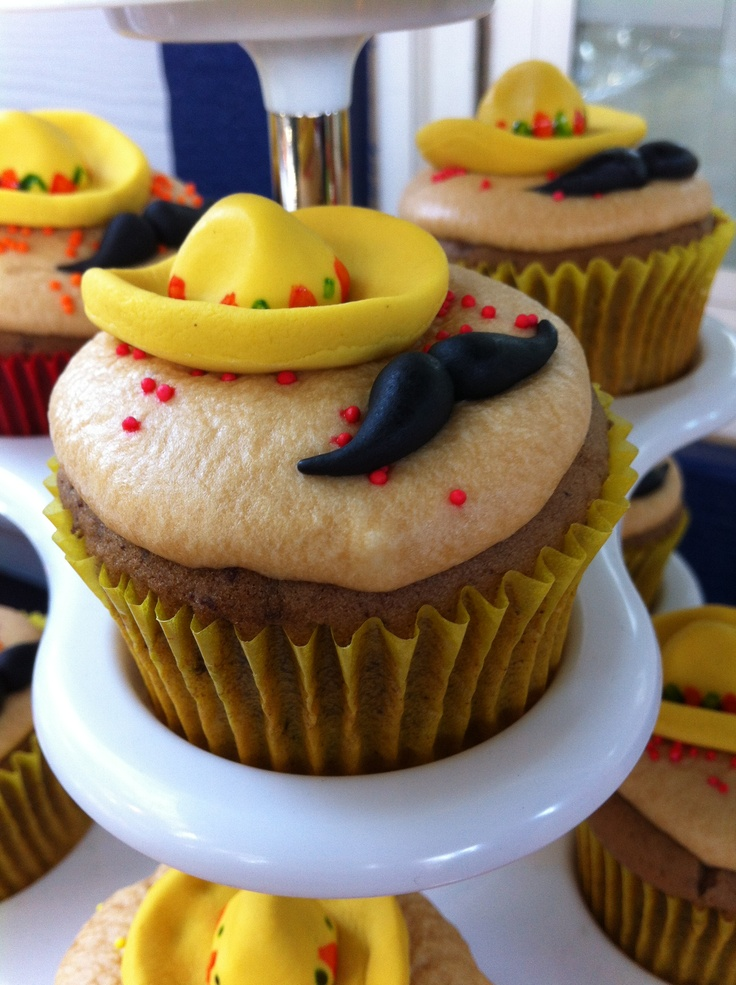 fiesta cupcakes    popularwiththepoplins.blogspot.com