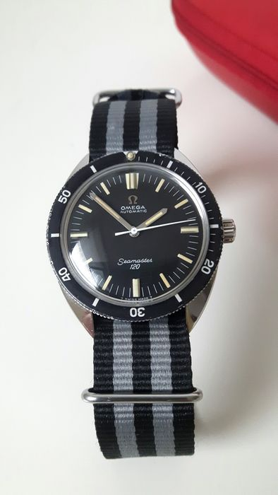 Omega Seamaster 120 – 165.027 Men's wristwatch – from 1966
