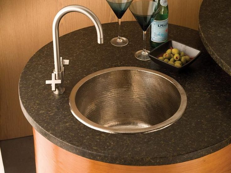 17 Best Images About Kitchen And Bar Sinks On Pinterest