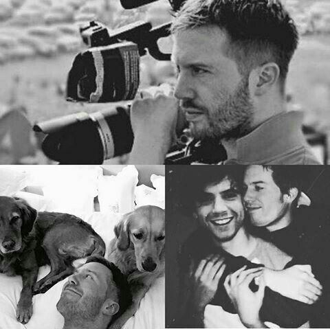 Orgullosa de que Mika y Andy no tengan miedo de su amor...