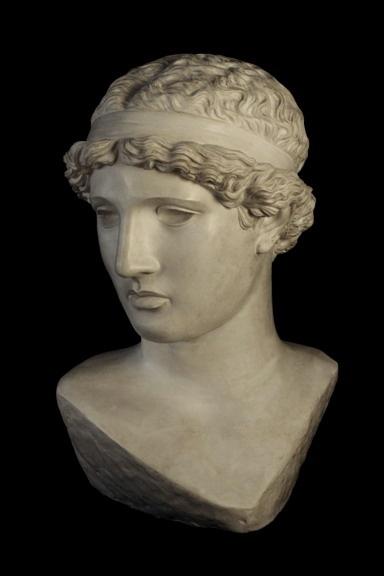 Bust of Athena Lemnia by FeliceCalchi