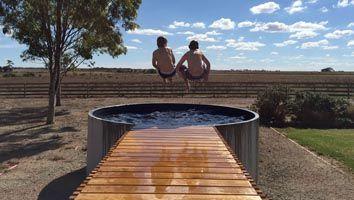 Image result for australian plunge pool