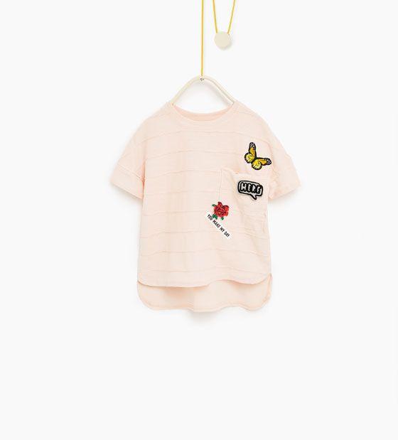 T-shirt remendos