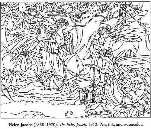 mosaic masterpiece coloring pages - photo#32