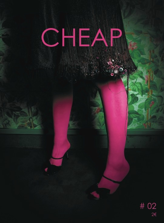 Retrouvez CHEAP MAGAZINE #02 (avril 2013) avec les photographies de : Cécile Decorniquet, Paddy Kelly et de Sergey Lungu.