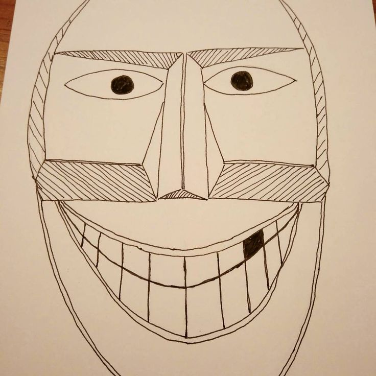 Buso mask #sketch #sketchdrawing  #sketching #drawing  #illustration