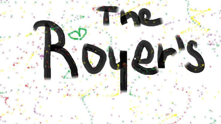 my last name is this' The Royer`s'