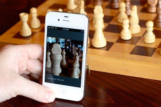 iPhone app captures refocusable images | PMA Newsline