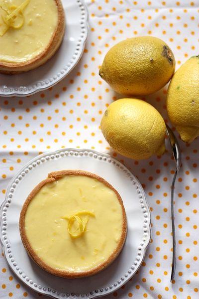 vraiment à faire Tarte au citron3 Les tartelettes au citron décomplexantes